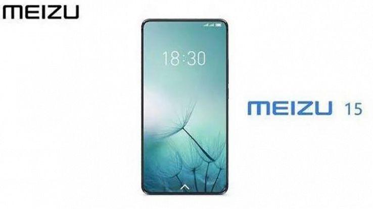 M15 Plus, le caratteristiche del primo smartphone senza bordi di Meizu