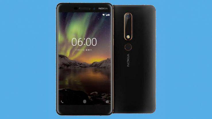 Nokia 6 (2018), caratteristiche, prezzo e data di uscita in Italia
