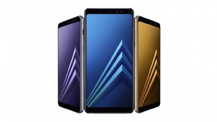 Galaxy A8 e Galaxy A8 Plus, caratteristiche, prezzo, disponibilità