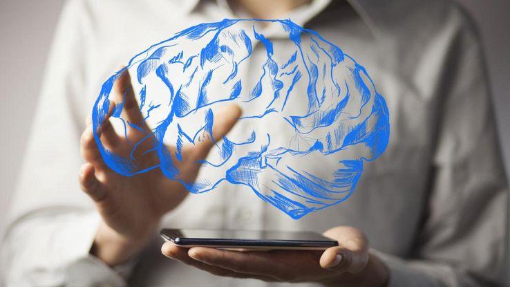 Smartphone nel cervello