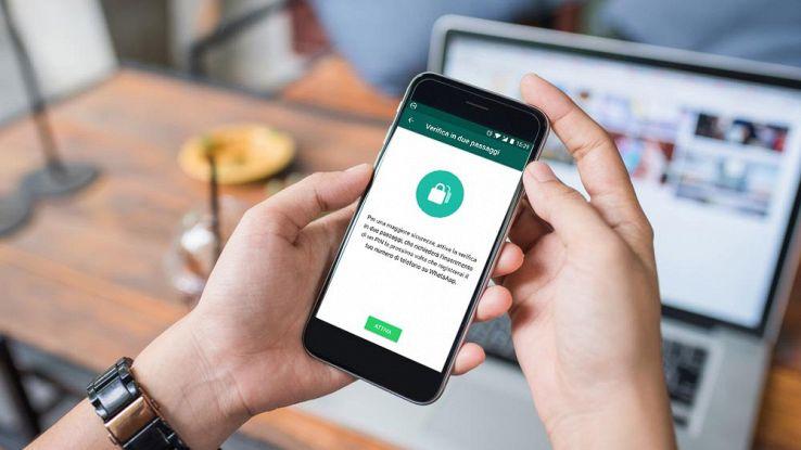 Come attivare l'autenticazione a due fattori su WhatsApp