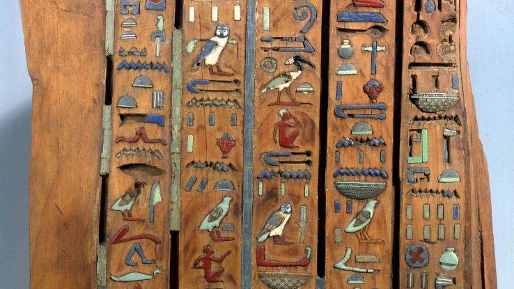 Sofware impara a decifrare geroglifici