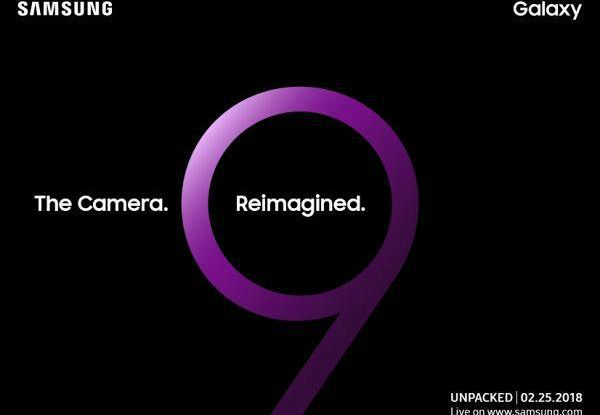 Samsung: S9 il 25/02,punta su fotocamera
