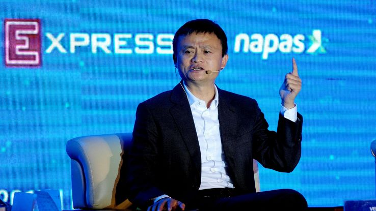 Salta acquisizione Alibaba-MoneyGram