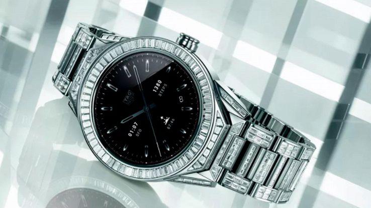 Ecco lo smartwatch da 197mila dollari