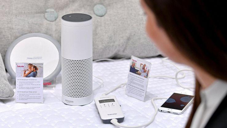 Amazon, Alexa ora invia gli sms