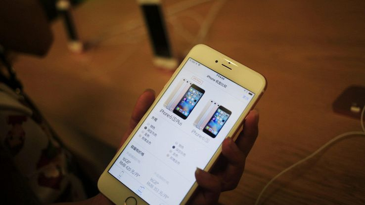 L'iPhone è secondo per vendite in Cina