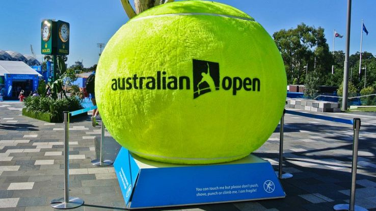 Come vedere gli Australian Open di tennis 2018 in streaming