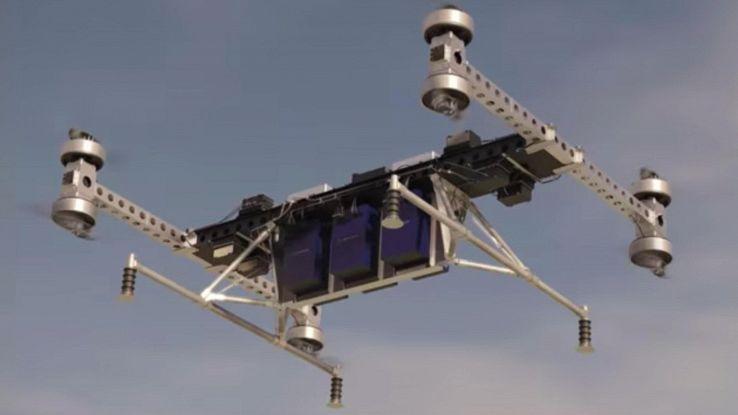 Da Boeing drone gigante, trasporta 225kg