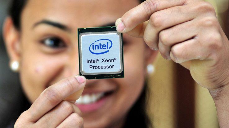 Intel, stop a correzioni falle chip
