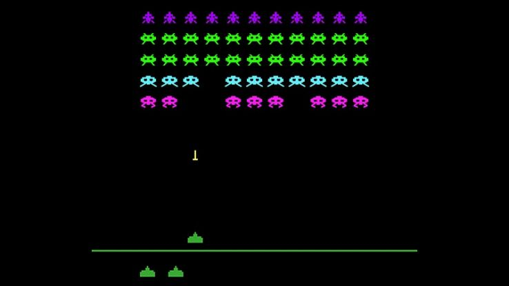 Tanti auguri Space Invaders, il videogame compie quarant'anni