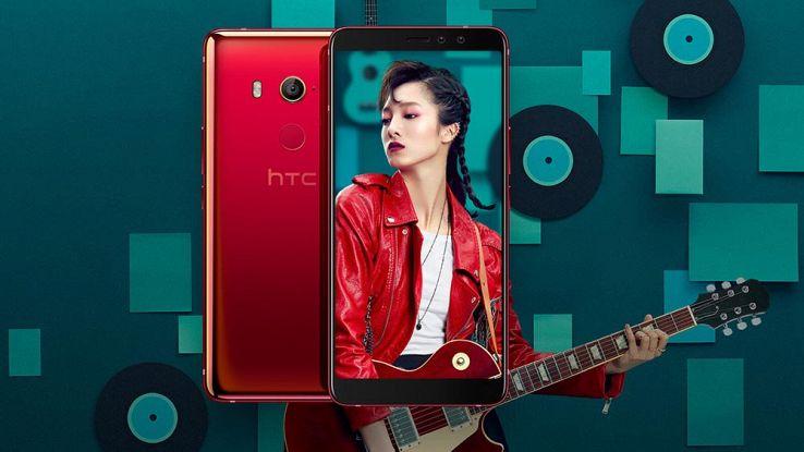 HTC U11 EYEs, arrivano le caratteristiche ufficiali, prezzo e uscita
