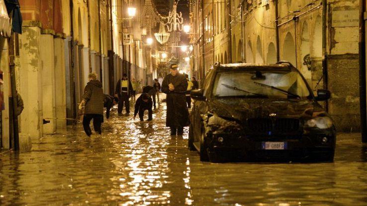 Sistema intelligente anti-inondazioni