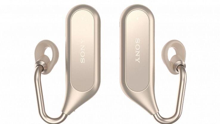 Sony rivoluziona gli auricolari