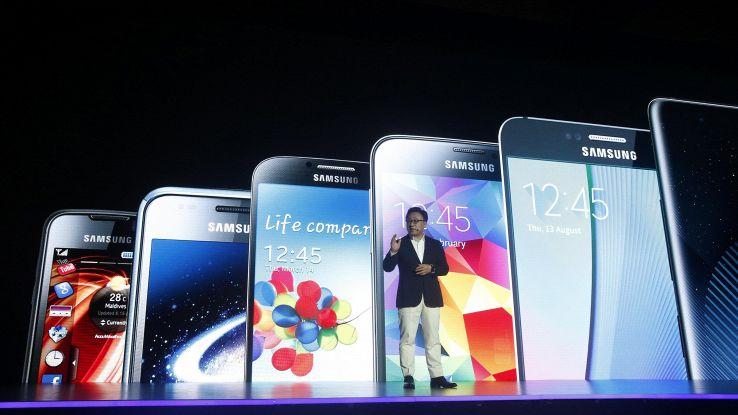 Samsung Galaxy S9 anche in color lilla
