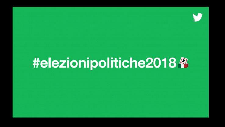 Elezioni: da Twitter una emoji dedicata