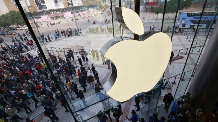 Apple consegna a Cina dati utenti