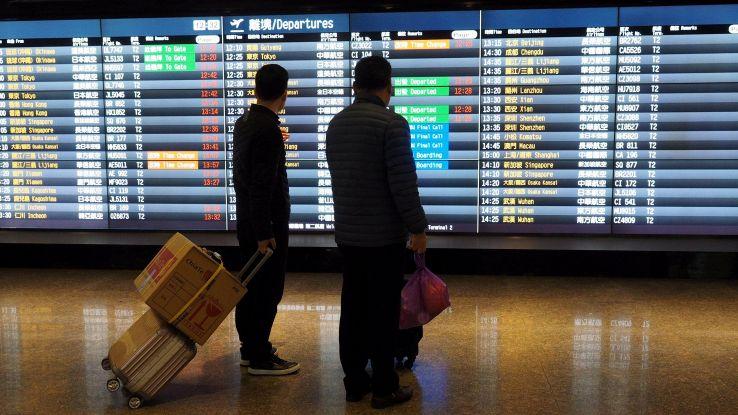 Google, AI prevede ritardi dei voli