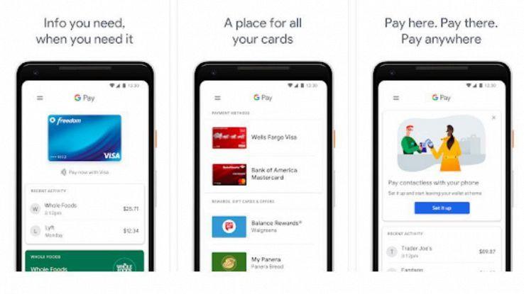 Google lancia una nuova app di pagamenti