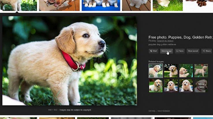 """Come riavere pulsante """"Vedi immagine"""" di Google in Chrome e Firefox"""