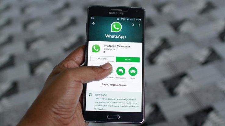 WhatsApp occupa troppa memoria: cosa fare