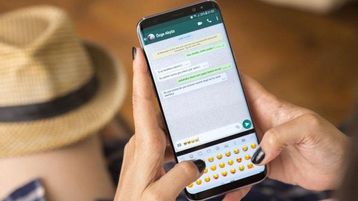 Inviare messaggi con WhatsApp