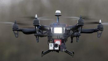 Droni pronti a riconoscere armi chimiche