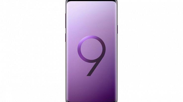 Samsung Galaxy S9 debutta in Italia
