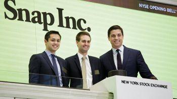 Apple: stampa, interessata a Snapchat