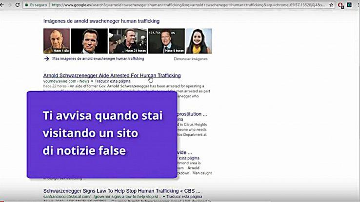 UCheck per discutere online le fake news