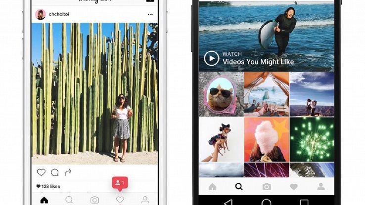 Instagram, in futuro chiamate video