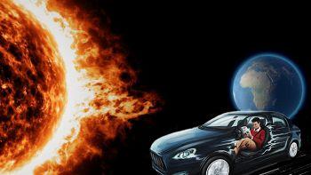 Tempeste magnetiche nocive auto autonome