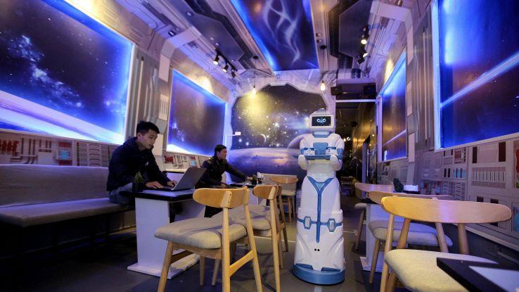 Zara, robot per shopping veloce sul web