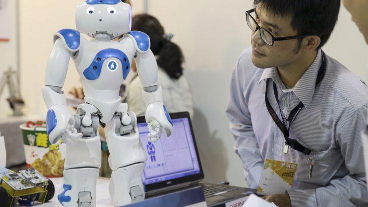 Ransomware attaccano anche i robot