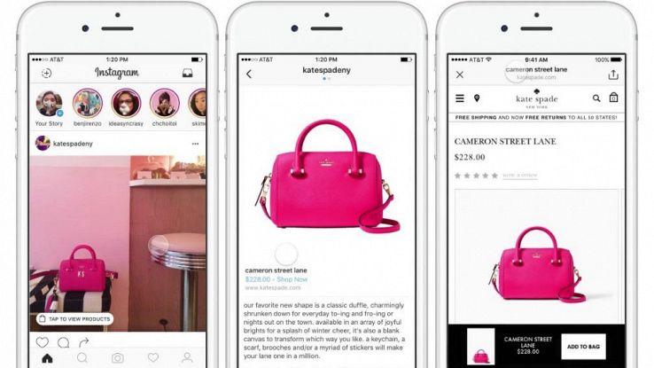 Come acquistare su Instagram