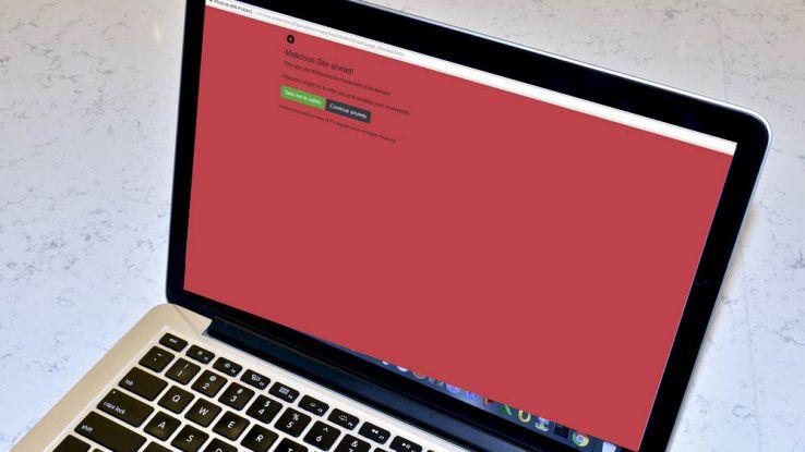 Estensione sicurezza Chrome