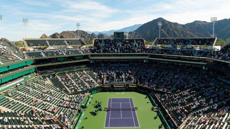 Come vedere in diretta streaming il Masters 1000 di Indian Wells 2018