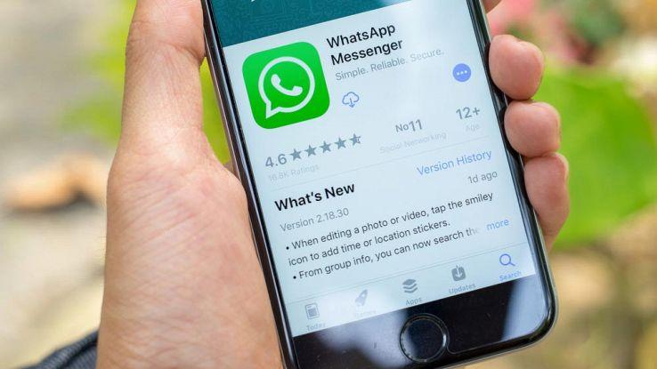WhatsApp, una falla permette di spiare i messaggi ricevuti