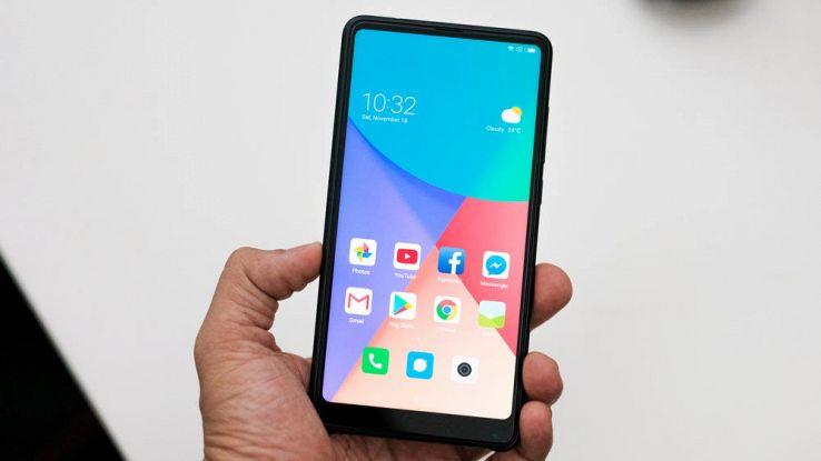 Xiaomi Mi Mix 2S, presentazione il 27 marzo a Shanghai