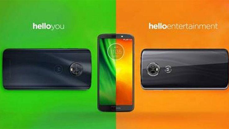 Motorola rilancia con nuovi smartphone