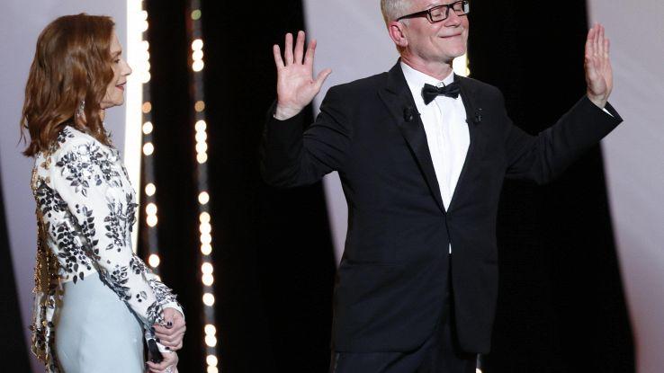 No selfie al festival di Cannes