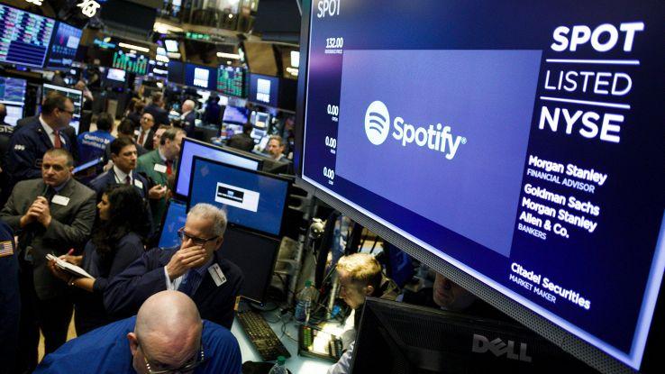Spotify: evento a New York il 24 aprile