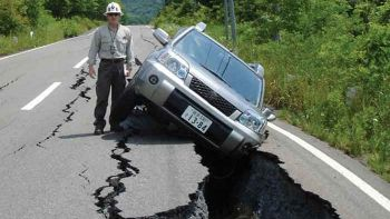 Sistema assistenza catastrofi Toyota