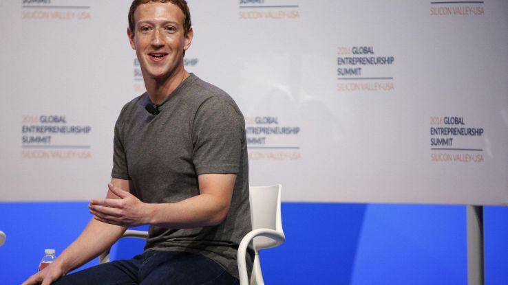 Zuckerberg andrà a Camera Usa l'11/4