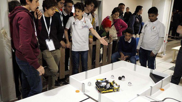 Finale RoboCup Junior, assegnati i premi