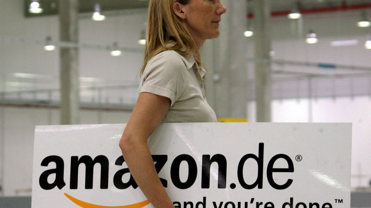 Boom conti Amazon, con Fb riscossa Fang