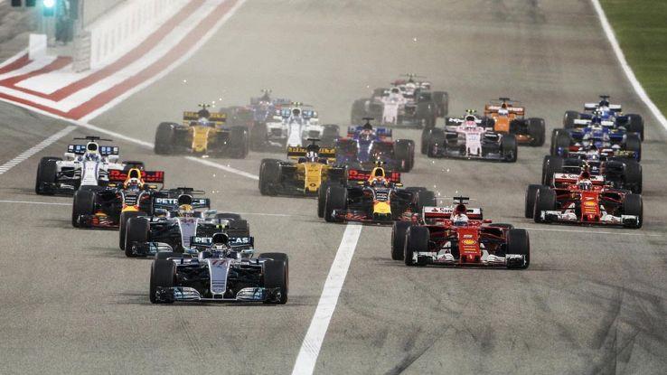 Gran Premio Formula 1 Bahrein