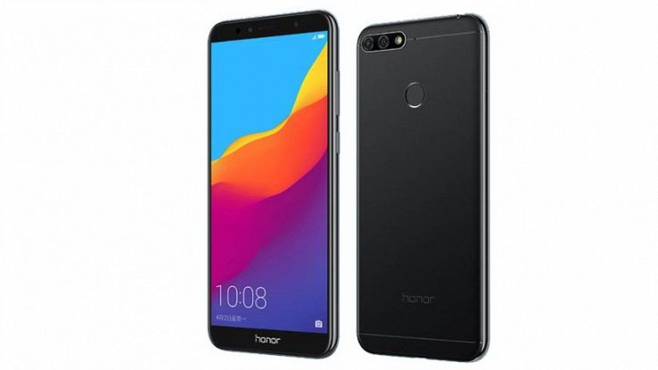 Honor 7A, lo smartphone low-cost con doppia fotocamera