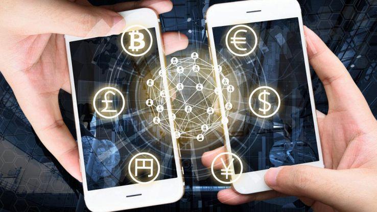 Smartphone usati per creare Bitcoin