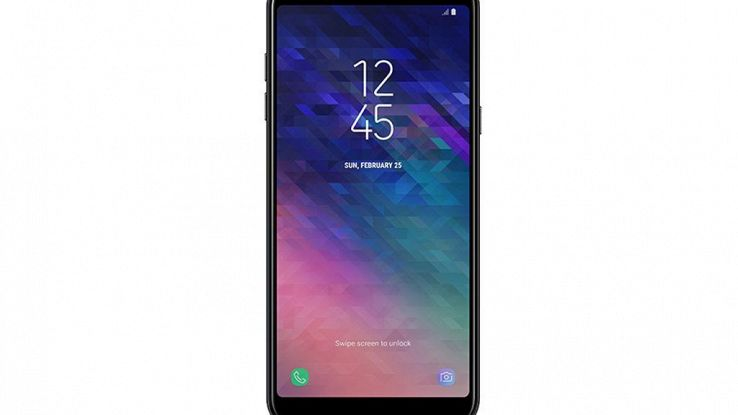 Samsung lancia Galaxy A6